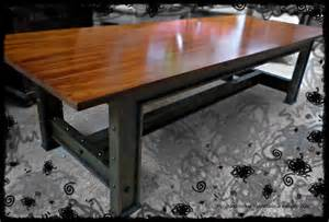 les tables industrielles