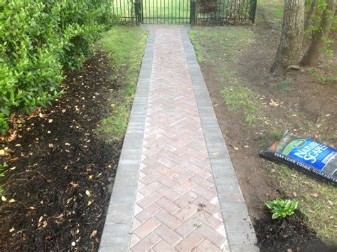 pavers driveways walkways irrigation and landscape contractor