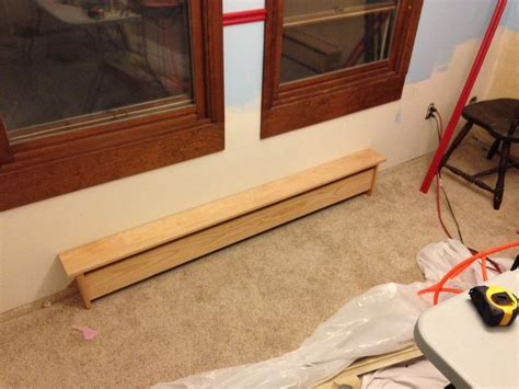 Radiant Heat Registers 17 Best Ideas About Baseboard Heater Covers On