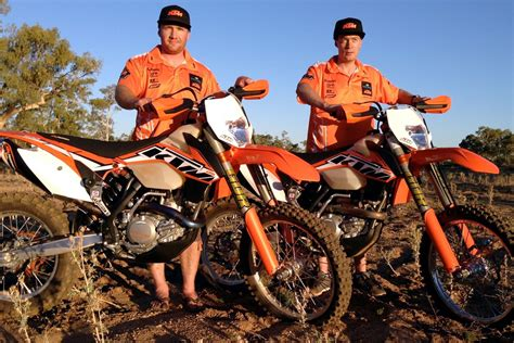 Ktm Australia Ktm Australia Launches Factory Desert Racing Program