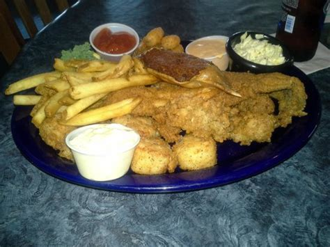 Garden City Seafood by Large Seafood Platter Picture Of Conch Cafe Garden City
