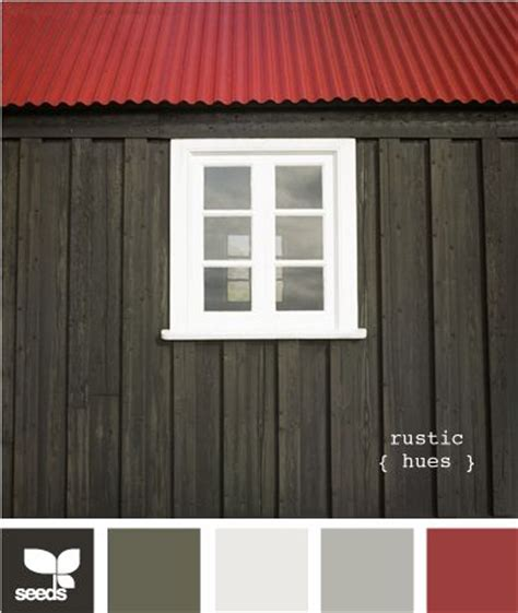rustic paint color schemes rustic hues bed room photos