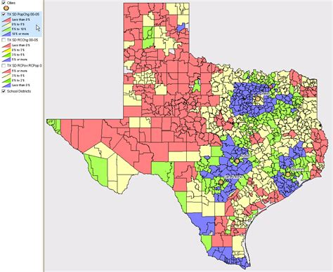 texas school region map texas school district map memes
