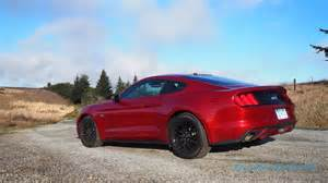 2015 Ford Mustang V8 2015 Ford Mustang Gt Premium 5 0l V8 Review Slashgear