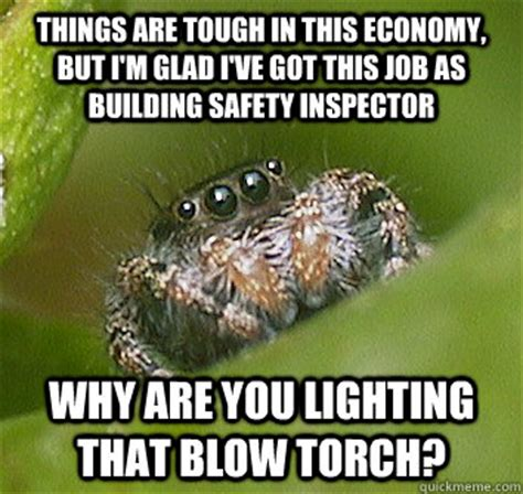 Misunderstood Spider Meme - things are tough in this economy but i m glad i ve got