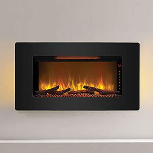 classicflame 36 in elysium infrared wall mount electric fireplaces mantelsdirect