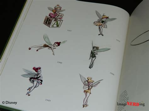 Tinker Bell An Evolution by Tinker Bell An Evolution Book Review Imaginerding