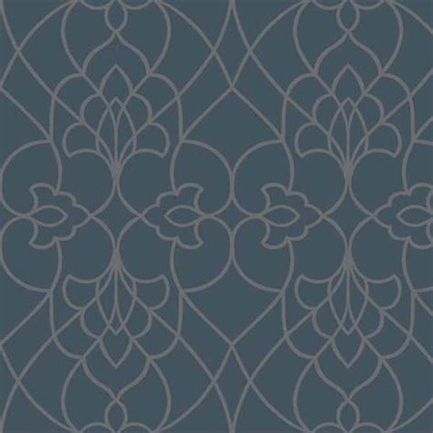 contemporary wallpaper dn3740 modern luxe by candice blue pirouette textured contemporary wallpaper