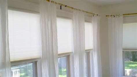 how to hang sheer curtains with drapes hanging 3 curtain panels curtain menzilperde net