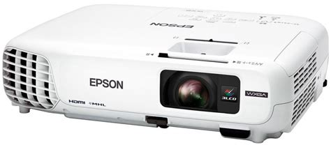 Lcd Projector Epson W28 Epson Eb W28 Wxga Projector Discontinued