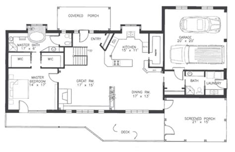 Ranch Style Floor Plans With Basement ranch style floor plans with basement find my floor plan