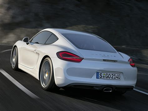 2016 Porsche Cayman Price Photos Reviews Features