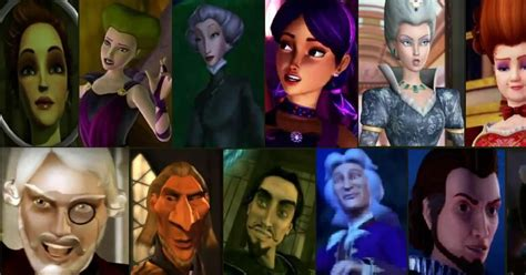 barbie film villains which barbie villain are you playbuzz