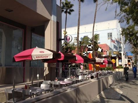 Kitchen 24 Weho by Kitchen 24 Brings West 24 7 Eats On Monday