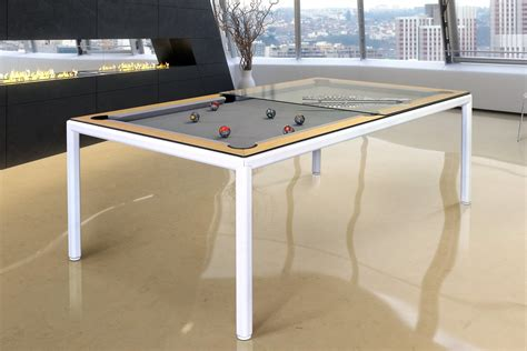pool table top for dining table convertible dining pool tables dining room pool tables