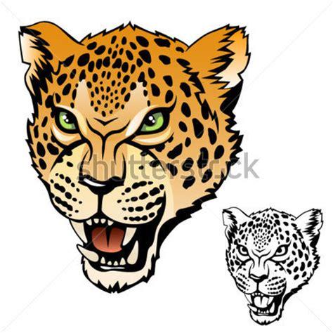 imagenes jaguar caricatura cabeza de jaguar vectores en stock vectorhq com