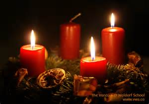 3rd candle of advent vancouver waldorf school