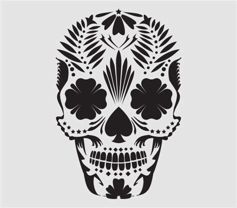 day of the dead skull tattoo designs gallery mexican day of the dead skull