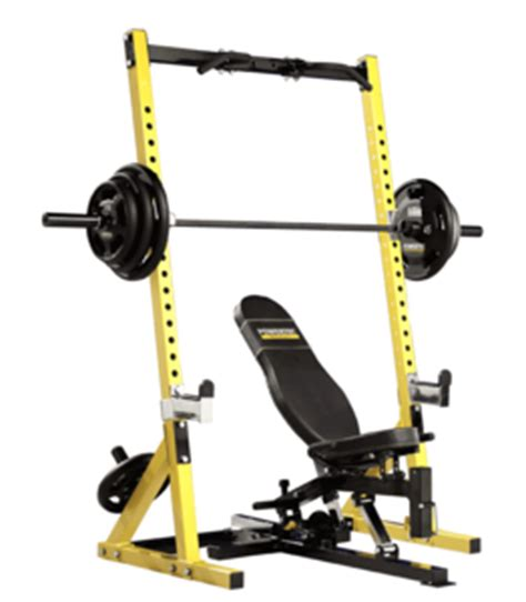 half rack bench press look powertec workbench half rack