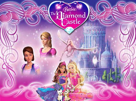 film barbie diamond castle barbie and the diamond castle wallpaper barbie movies
