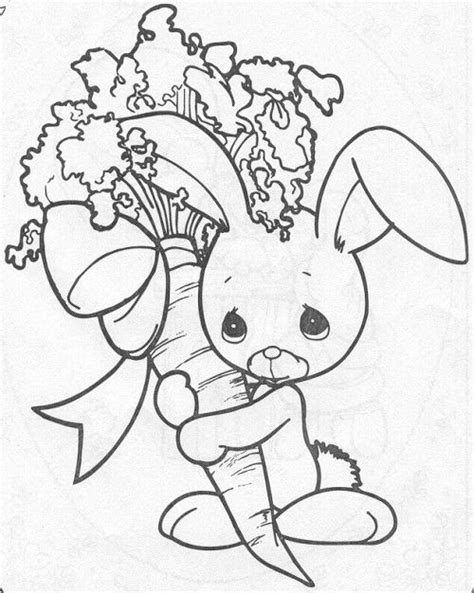 Precious Moments Coloring Pages Easter by Precious Moments Easter Coloring Pages Free Coloring