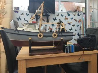 model boats preloved model boats second hand hobby items buy and sell in the