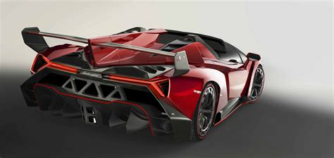 How To Spell Lamborghini Lamborghini Veneno Roadster Maximum Bhp