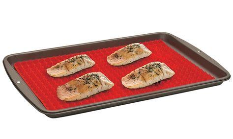 Healthy Cooking Mat handy gourmet healthy cooking mat groupon