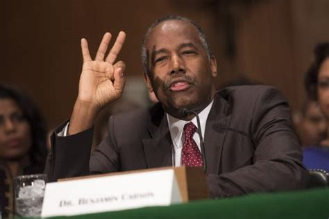 who is the secretary of housing and urban development ben carson sworn in as secretary of housing and urban development department upi com