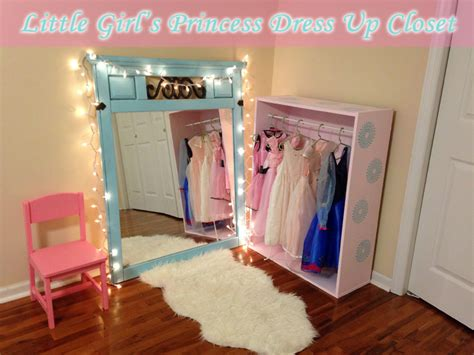bedroom dress up diy s princess dress up closet diy home interior