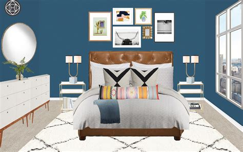 eclectic bedroom room recipe a modern eclectic bedroom the havenly
