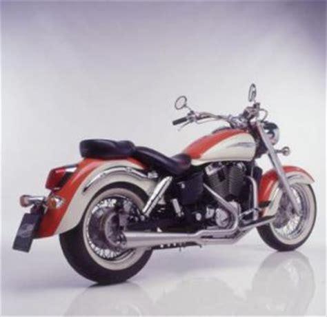 Mgh Motorradteile by Silvertail Pros Auspuff Honda Vt1100 C3 Eg Be Kaufen Bei