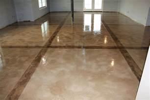 how to epoxy a basement floor there is an application used on concret floors that make them