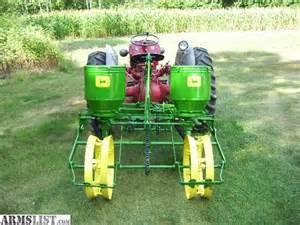 armslist for sale 2 row corn planter