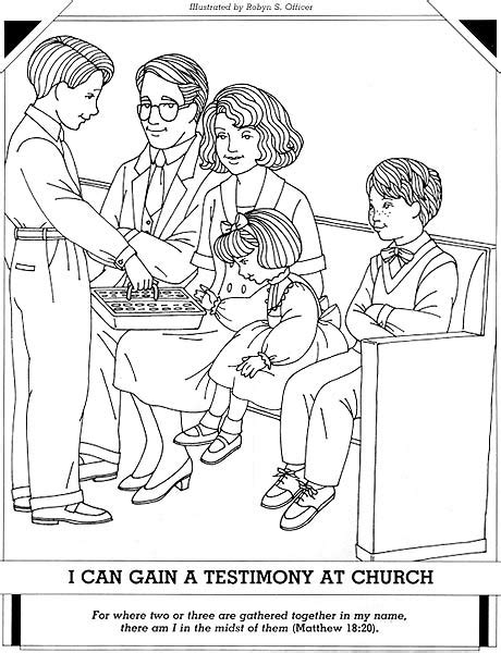 coloring pages lds sacrament lds sacrament coloring pages