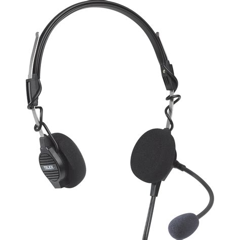Earphone Hifi Tranparent Dual Dynamic With Microphone telex airman 750 the most popular aviation headset in the world