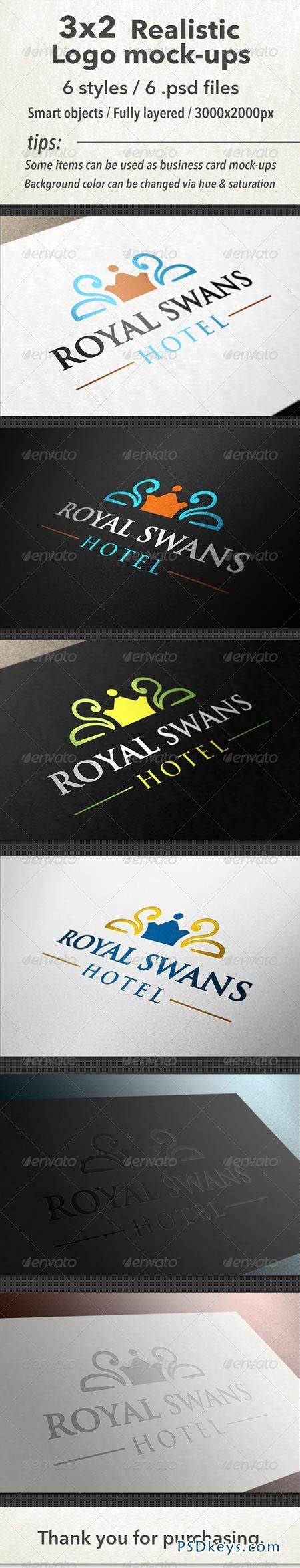 3x2 business card template 3x2 realistic logo mock ups 4547133 187 free