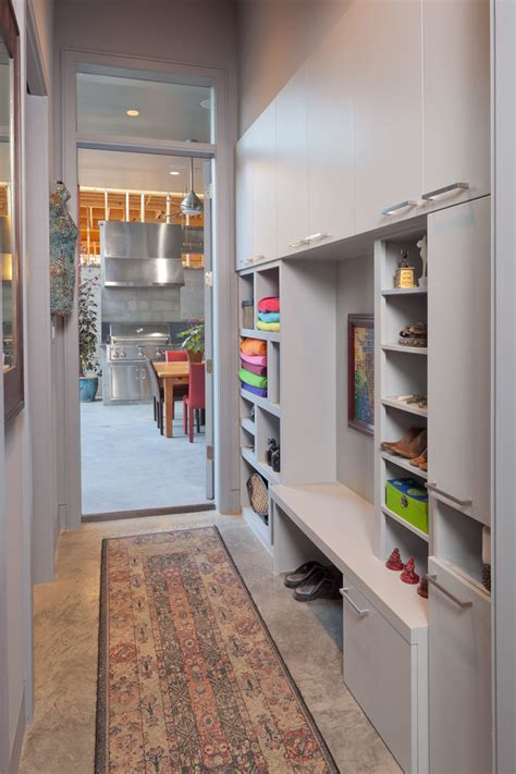 storage ideas 75 clever hallway storage ideas digsdigs
