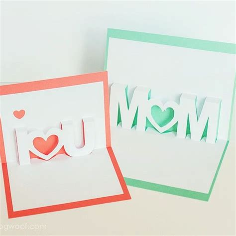 Mamam Pop Up Card Templates by 41 Best Cartas Y Papa Images On S