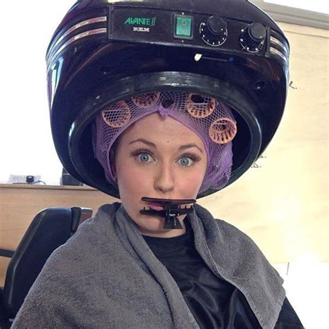 husband in hair curlers 155 best images about women in curlers in rollers in