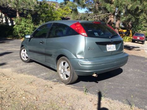 Ford Focus Hb Durable Premium Tutup Mobil Car Cover Yellow sell used 2004 ford focus zx3 2 3l hatchback in wrightwood california united states