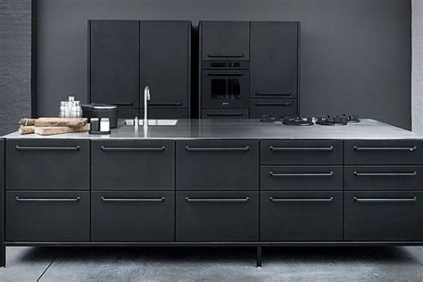 powder coating kitchen cabinets black vipp kitchen modules