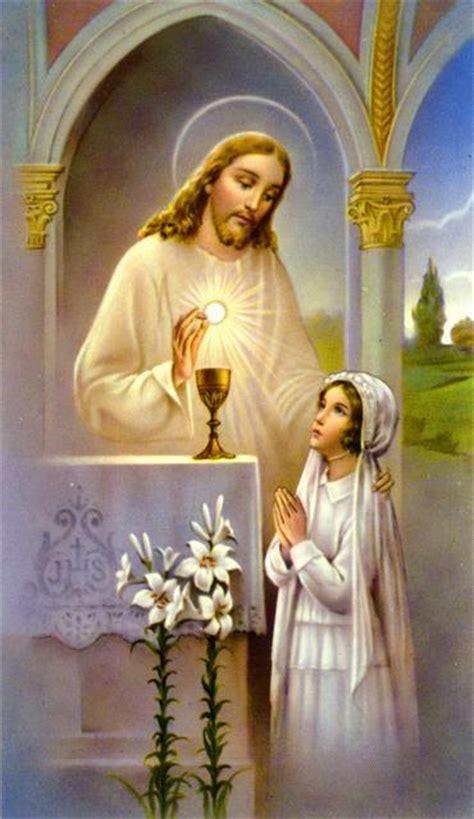 imagenes de jesus dando la comunion gifs religiosos im 225 genes de primera comuni 243 n
