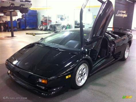 Lamborghini Diablo Black 1991 Black Lamborghini Diablo 57486635 Gtcarlot