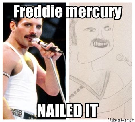 tattoo fail freddie mercury freddie mercury nailed it close enough art fail