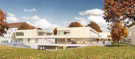 architekt göttingen brockmanngasse zubau siegerprojekt grazer architekturb 252 ro