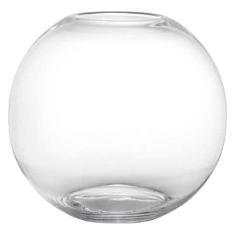 Vase Store Boll Clear Round Glass Vase Buy Now At Habitat Uk