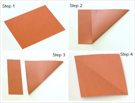 How To Fold A Paper Pouch - who s who owl craft for buggy and buddy