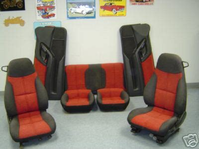 4th camaro seats in 3rd 4th seats in 3rd third generation f