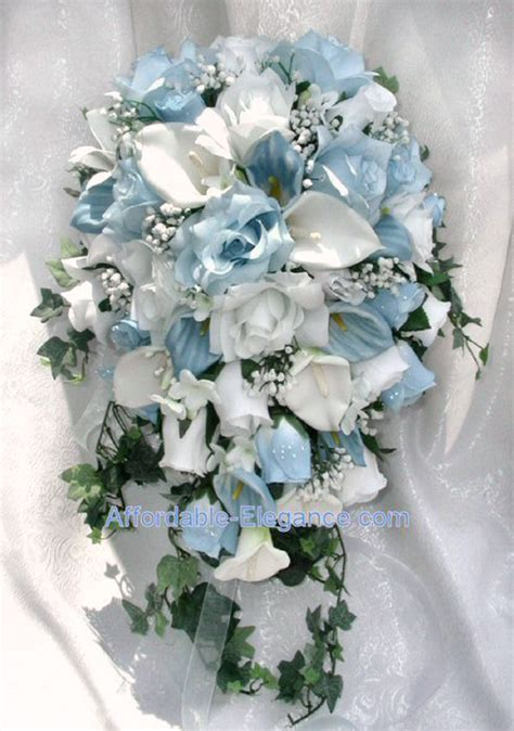 Silk Flower Wedding Bouquets by Wedding Bouquets Artificial Wedding Bouquets